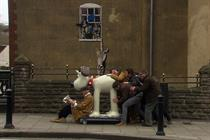 Gromit to appear in campaign to promote Bristol