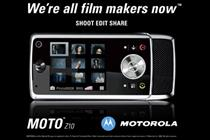 Agencies line up for global Motorola job