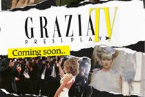Bauer Media prepares for online launch of Grazia TV