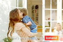 Iceland kicks off Stacey Solomon campaign