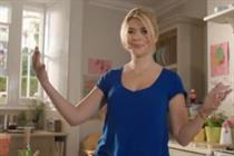 Holly Willoughby and James Corden push Microsoft phone