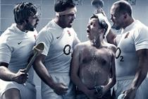 England Rugby stars to feature in 02 ad