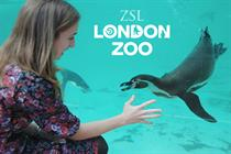 Arena scoops £2m ZSL media account