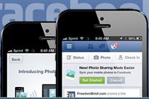 Facebook app plans will test publishers' resolve