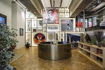 On the creative floor: Freuds