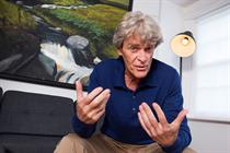 Hegarty on... Soho, sacrifice and the secret of life