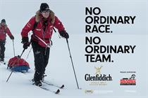 Glenfiddich champions Walking With The Wounded race to the South Pole