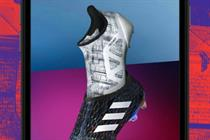 Adidas launches Glitch boot by invite-only app in 'revolutionary approach'