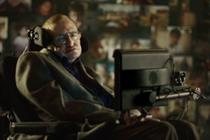Stephen Hawking stars in Save the Children Syria ad