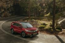 Honda returns to visual trickery for CR-V campaign