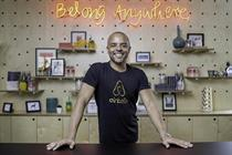 Airbnb's Mildenhall hit outs at Cannes Lions again over lack of 'brown faces' among speakers