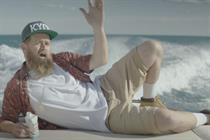 Channel 4 turns Jimmy's Iced Coffee rap video into TV ad