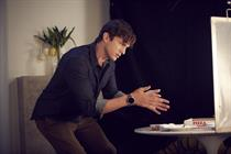 Watch: Ashton Kutcher breaks up with a pizza slice in Wrigley's Extra ad