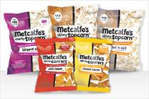Metcalfe's appoints Quiet Storm for skinny popcorn TV launch