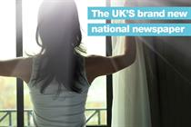 The New Day first look: media buyers warn paper is short on ads and needs digital push