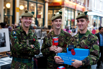 Agencies line up for Poppy Appeal