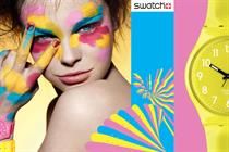 Hometown London picks up global Swatch brief