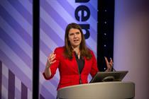 MP Jo Swinson 'furious' at the way the media covers pregnant women