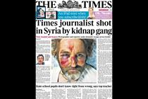 Things we like: The Times in Homeland, Peter Jackson turns to Empire, and what your newspaper says about you