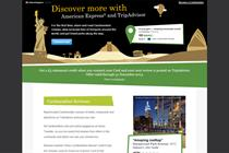 American Express partners with TripAdvisor