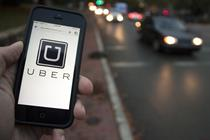 Uber hit by $20m fine over misleading claims to drivers
