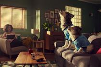 Virgin Media uses animal characters to show football fans' personalities