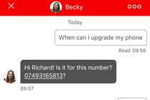 Vodafone to ramp up customer service with upgraded chatbot, voice ID and Alexa skill