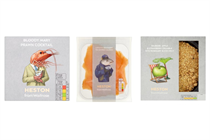 Heston from Waitrose shows why wit is invaluable to great pack design