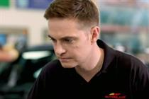 Autoglass brings back Gavin Jenks for TV ad