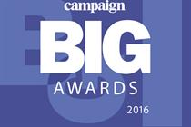 Campaign Big Awards 2016: the winners' showcase