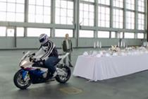 BMW motorcycles reviews European creative