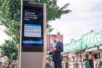 Primesight's internet-enabled In-Link screens go live for BT