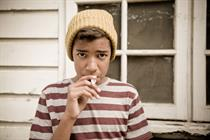 Cancer Research shows kids 'smoking' in plain packaging campaign