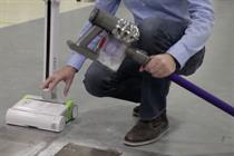 Dyson ads banned by ASA for 'misleading' comparisons