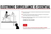 The Economist launches ads debating spying, fracking and EU membership