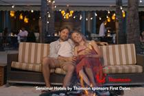 Thomson sponsors Channel 4's First Dates