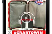 Three runs Instagram competition with the Capital Breakfast show