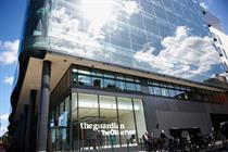 Guardian losses narrow as digital revenues climb 20%