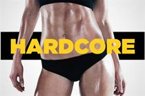 Gymbox in cheeky 'hardcore' campaign