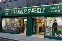 Holland & Barrett sold to Russian billionaire Mikhail Fridman for £1.8bn