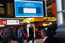 JCDecaux partners with Hachette UK for Twitter book club