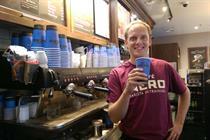 Caffè Nero's top marketer on letting the brand speak for itself