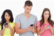 Three-quarters of global internet use will be on mobile next year, says Zenith report