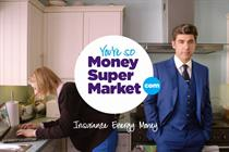 Moneysupermarket.com appoints Huge to UX