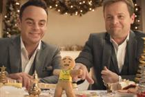 Ant and Dec star in Morrisons' 'be our guest' Christmas ad