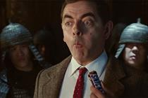 Rowan Atkinson returns to ads after 18-year break for Snickers