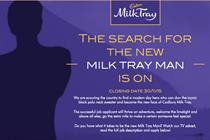 Cadbury's Milk Tray Man is back to find his successor