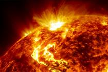 Campaign Viral Chart: Nasa sun explosion film enters the chart