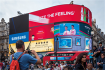 Why team GB needs a digital out-of-home partner