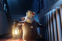 British Gas introduces Wilbur the penguin in latest cute animal spot